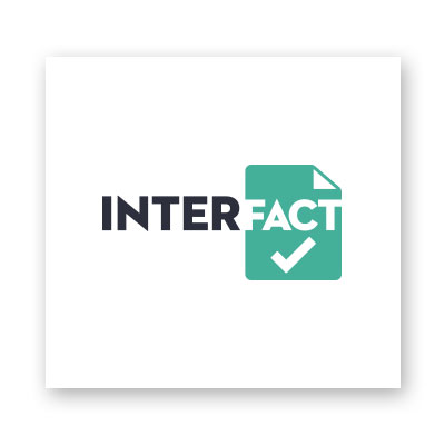 Sitio web -Interfact