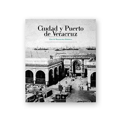 Libro - Ciudad y Puerto de Veracruz