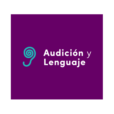 Logotipo Audición y Lenguaje