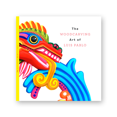 Libro - The Woodcarving Art of Luis Pablo