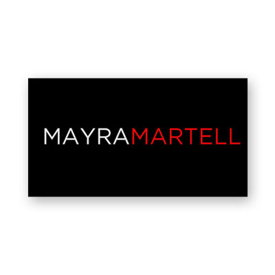 Sitio web - Mayra Martell