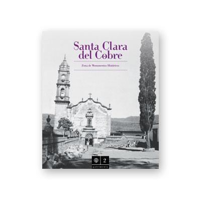 Libro - Santa Clara del Cobre